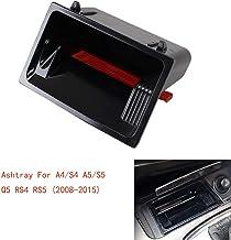 Auto Voiture Camion LED Cigarette Fumée Cendrier Porte Cylindre Porte Pour Audi A4 S4 A5..