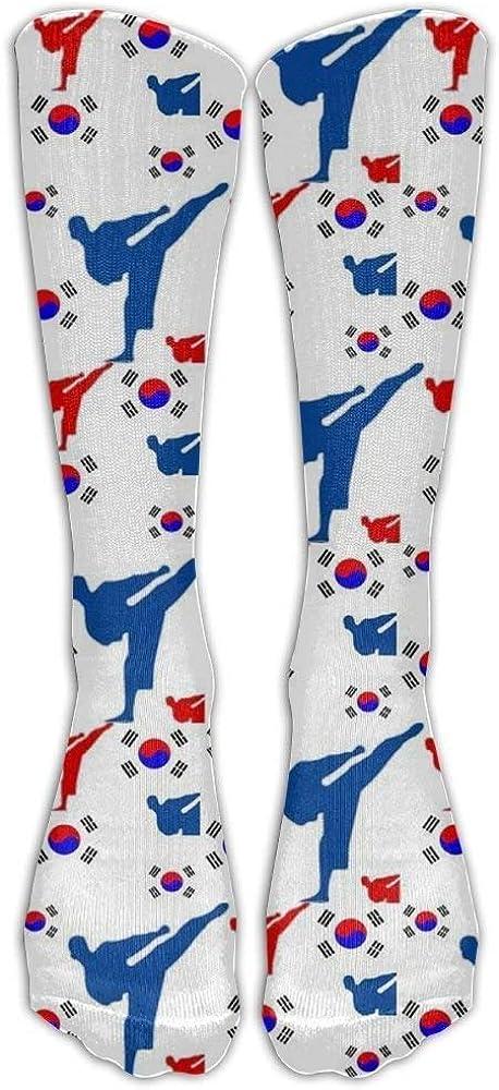 Martial Crew Socks Crew socks Crazy socks for youth boys girls 3D Print Thin and light
