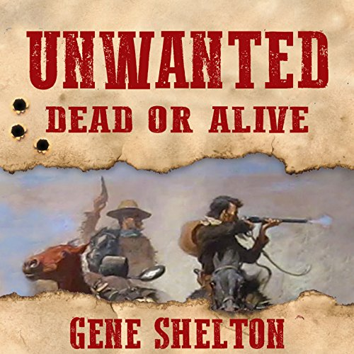Unwanted: Dead or Alive audiobook cover art