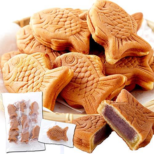 多田製菓 天然生活 もっちり たい焼き あんこ (15個) ミニ鯛焼き 和菓子 こしあん 個包装 おやつ 常温 スイーツ