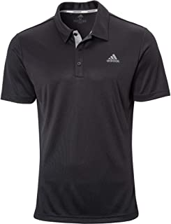 adidas Mens Advantage Novelty Golf Polo
