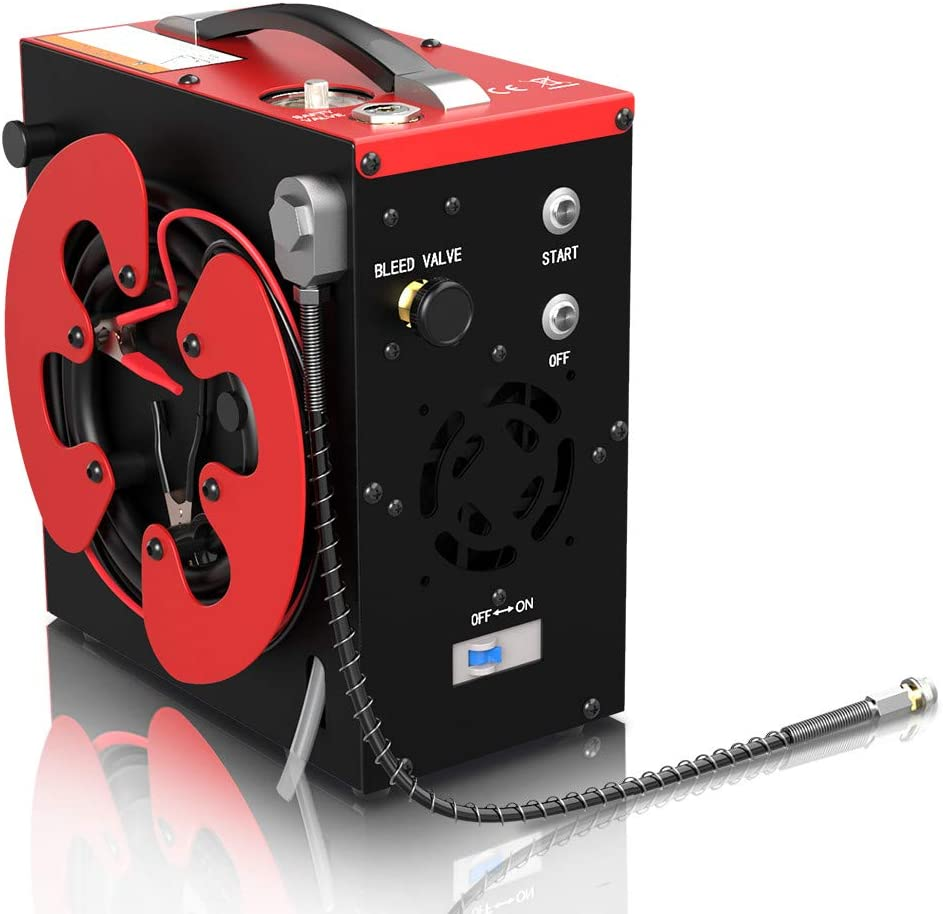 GX CS3 PCP 4500Psi/30Mpa Air Compressor for Paintball/Scuba Tank