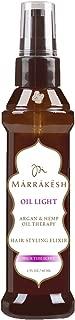Marrakesh Hair Care Oil, Light High Tide
