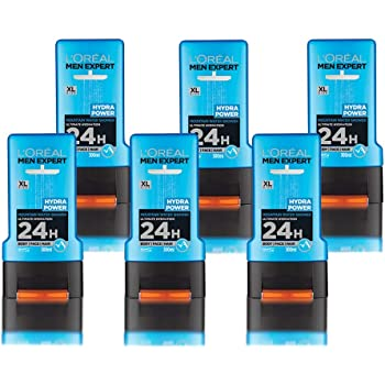 L Oreal Men Expert Hydra Power Gel de ducha 300 ml: Amazon.es: Belleza
