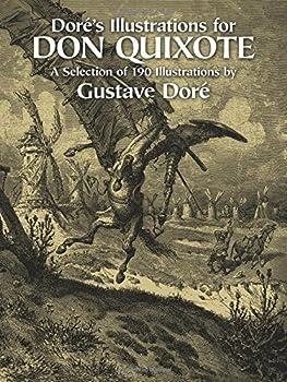 Doré s Illustrations for Don Quixote  Dover Fine Art History of Art