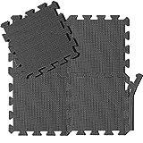 arteesol Schutzmatten Set - 18 Puzzlematten je 30x30x1cm,Premium Bodenschutzmatten...