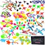Amy&Benton 125pcs Party Favours Assortment for Kids Prize Box Toys for Classroom Pinata...