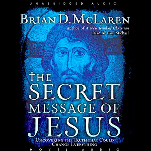 Secret Message of Jesus audiobook cover art
