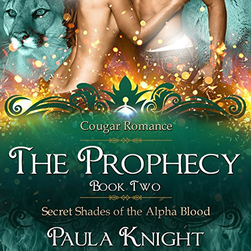 Cougar Romance: The Prophecy audiobook cover art