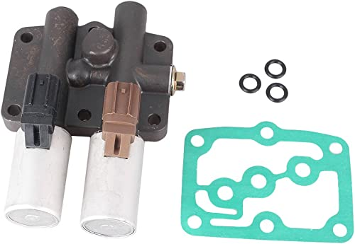 discount Mallofusa outlet sale popular Transmission Dual Linear Solenoid with Gasket O-Rings 28250-P6H-024 for Honda Accord Odyssey MDX Pilot Prelude online