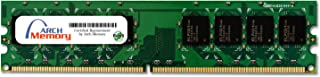 Arch Memory 2 GB 240-Pin DDR2 UDIMM RAM for HP Pavilion Elite m9715f
