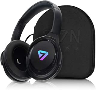 Sponsored Ad - SVN Sound by Steve Aoki Color Changing NEON 100 Premium Over Ear Noise Cancellation Bluetooth Headphones photo