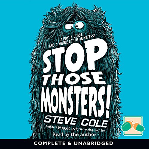 Stop Those Monsters! Titelbild