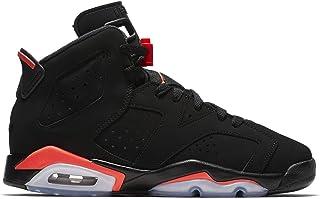 best service 5826b e835a Nike Kids GS Air Jordan 6 Retro Basketball Shoe