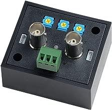 CCTV Camera Pros AMP-101HD HD CCTV Camera Video Amplifier, AHD HD-TVI HDCVI, RG59 BNC in/Out, HD Security Camera Amp