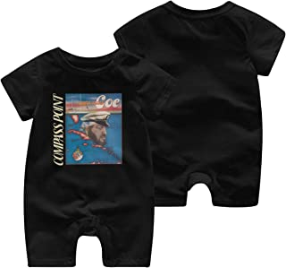 WYLIN Freemasonry Symbol Square and Compasses Newborn Baby Long Sleeve Baby Bodysuits Vintage Baby Jumpsuit