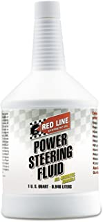 Red Line 30404 Power Steering Fluid - 1 Quart (Pack of 2)