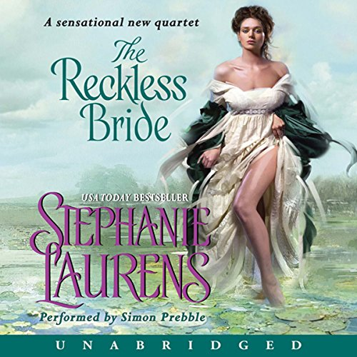 Reckless Bride audiobook cover art