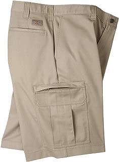 Dickies Men's Premium Industrial Cargo Short, Desert Sand, 38