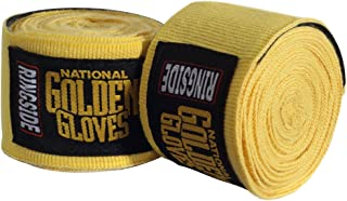 Ringside Golden Gloves Semi-Elastic Handwrap