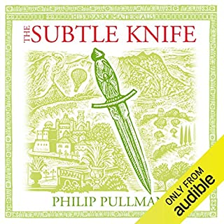 The Subtle Knife: His Dark Materials Trilogy, Book 2 cover art