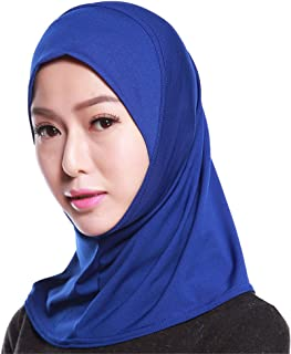 GladThink Womens Muslim Mini Hijab Scarf With More colors