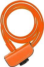 JQDMBH Bike Lock Bike Lock 110 cm Anti Diefstal Beveiliging Fiets Accessoires Met 2 Sleutels Kabel Lock Racefiets Motorfie...