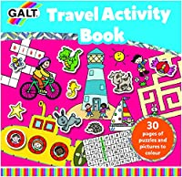 Galt Travel Activity Book