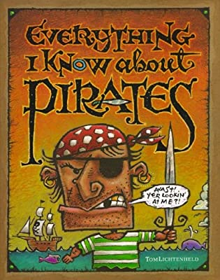 Super funny pirate book