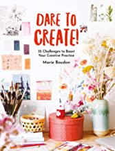 Let's Create!: 35 Challenges to Boost Your Creative Practice