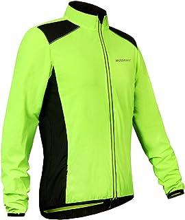 HOMYL Unisex Bike Cycling Jacket Sports Clothing Windproof Waterproof Coat Jersey