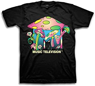 MTV 90s Classic Shows Shirt - Mens Logo, Yo Raps, The Real World Iconic Shirt - I Want My