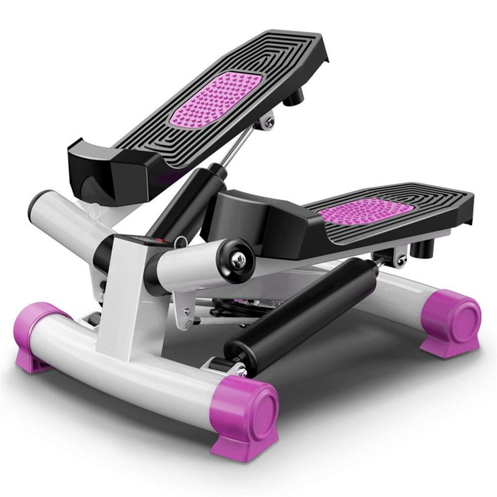 Twister Stepper Máquina elíptica cubierta fitness escalera paso a paso ajustable Mini Gimnasio Máquinas de ejercicios paso a paso Equipo de Ejercicio for personas mayores Para la oficina en casa: Amazon.es: Hogar