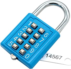 Explore padlocks for lockers