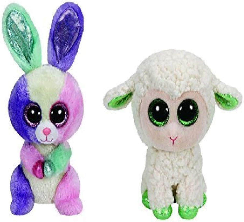 Ty Easter Beanie Boo Bloom e Lala Set by Ty Beanie Boos