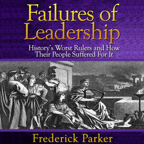 Failures of Leadership audiobook cover art