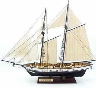 SGerste - Kit de Montaje para Barcos de Vela (Madera, 380 x 130 x 270 mm)