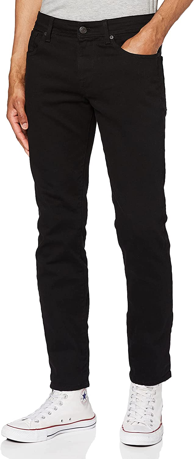 Max 56% Popular product OFF Selected Homme Leon Slim Black in Jeans