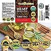 cinnamon hemp oil extract pain relief, stress, anxiety, slee... #3