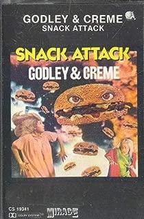 GODLEY & CREME: Snack Attack Cassette Tape
