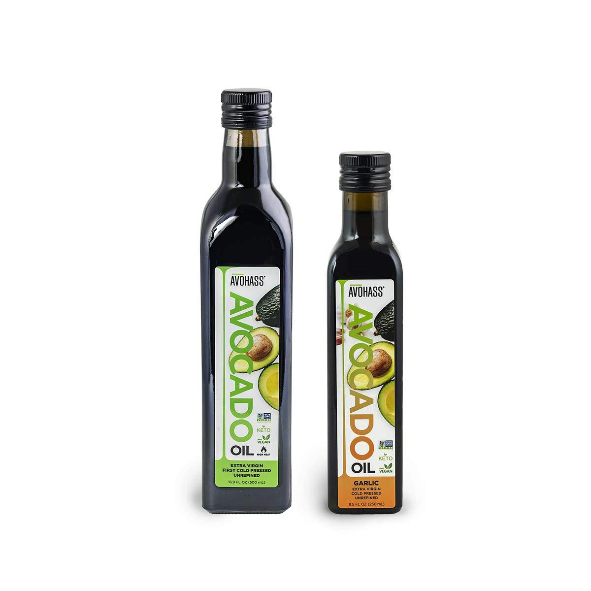Avohass Portland Mall New Zealand Extra Virgin Avocado Oz Oil a Fl Bottle Outlet sale feature 16.9