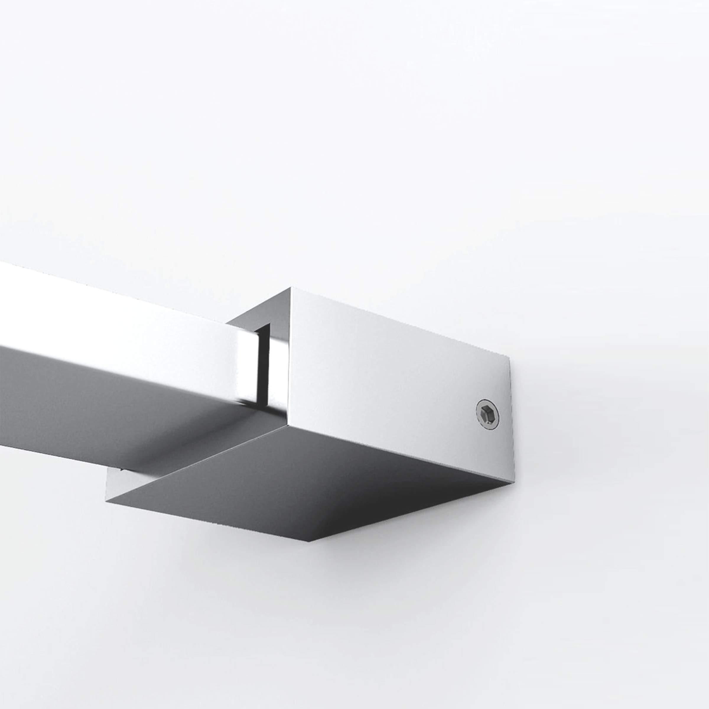Mampara de ducha Leroy Timeless – Cristal de seguridad templado de 8 mm, nanorevestido, accesorios de acero inoxidable SS304, de Modern Glass Art, gris: Amazon.es: Bricolaje y herramientas