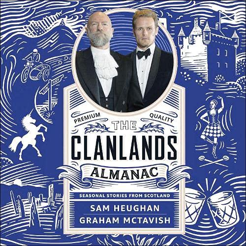 The Clanlands Almanac cover art
