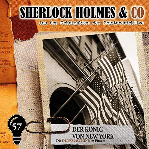 Der König von New York cover art
