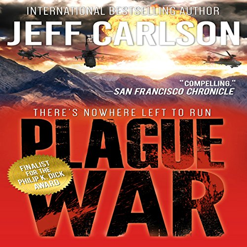 Plague War: The Author's Cut audiobook cover art