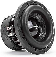 "Skar Audio EVL-8 D4 8"" 1200 Watt Max Power Dual 4 Ohm Car Subwoofer"