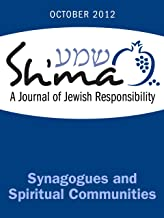 Synagogues and Spiritual Communities (Sh'ma Journal: Independent Thinking on Contemporary Judaism Book 43)