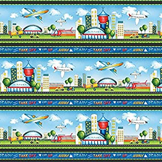 ready for takeoff fabric