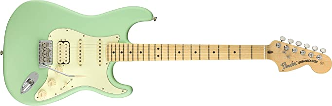 Fender American Performer Stratocaster HSS - Satin Seafoam Green with Maple Fingerboard