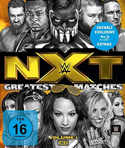 NXT - Greatest Matches Vol. 1 [Blu-ray]